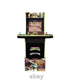 Ships Today Teenage Mutant Ninja Turtles Arcade Cabinet Machine IN HAND