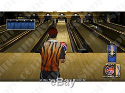 Silver Strike LIVE 2013 Trackball Pedestal Arcade Brand New Machine
