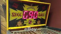 Skee- Ball Machine