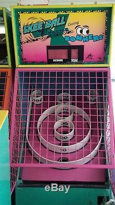 Skee ball machines (2)