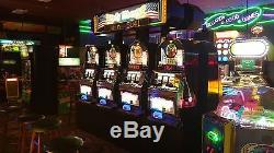 Skill Stop Arcade Slot Machine Redemption Game (price Is For All 8 Games)