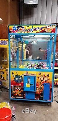 Smart Style Challenger Crane Claw Stuffed Plush Animal Arcade Machine