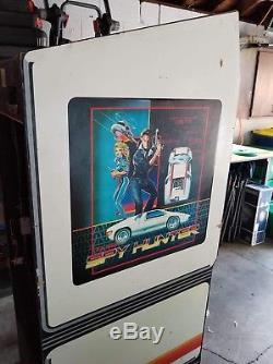 Spy Hunter Arcade Machine. Not Working. Please Read Description. Pics