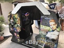 Star Trek Voyager Arcade Machine