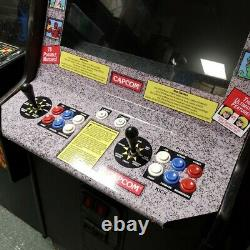 Street Fighter 2 Vintage Full Size Fighting Arcade Video Game Machine