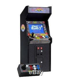 Street Fighter II x RepliCade Arcade Machine in 16 Scale12 Limited Quantity