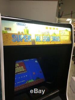 Super Mario Bros arcade Machine