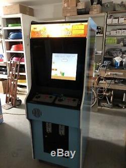 Super Mario Bros arcade Machine, Upgraded