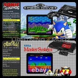 Super fast Premium Retro Games Console V3 Plug & Play, Arcade Machine HDMI