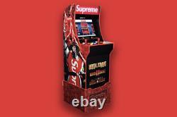 Supreme FW20 Mortal Kombat Arcade Game Machine Ready to Ship