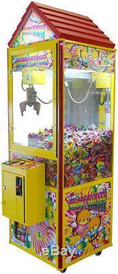 Sweet Shoppe Crane Claw Machine