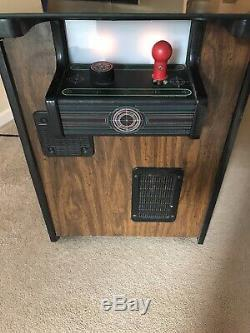TRON Video Arcade Machine Game Bally-Midway Cocktail Table Dedicated Original