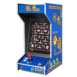 Tabletop/Bartop Arcade Machine With 412 Games Hi-Fi Audio 19 Inch Screen Size
