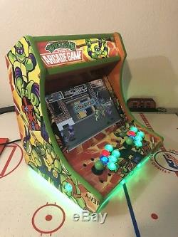 Tabletop Bartop Multicade Arcade Cabinet Over 10,000 Games! Raspberrypi machine