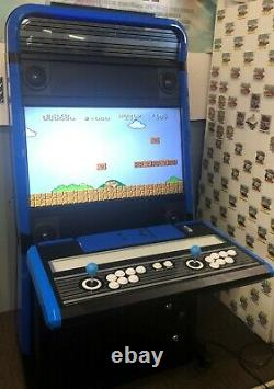 Taito Vewlix Chewlix Arcade Machine Ready to Play BLUE ONLY