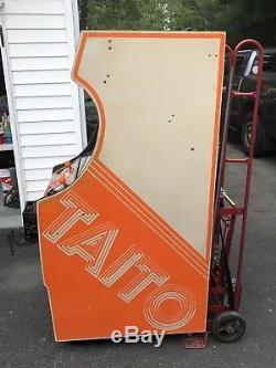 Taito crazy climber classic coin op arcade machine