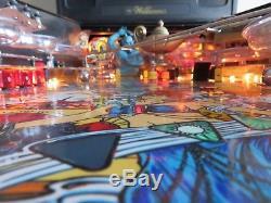Tales of the Arabian Nights Pinball Machine TOTAN Arcade Williams Game