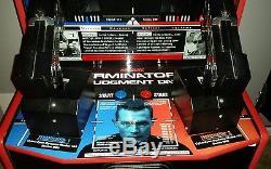Terminator 2 T2 Judgment Day Video Arcade Game Machine