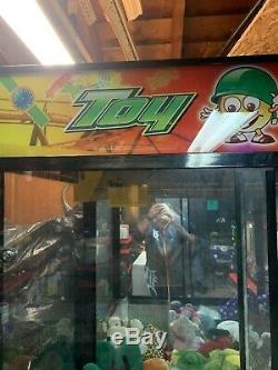 Toy Soldier Coastal Amusements INC Claw Machine