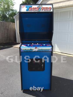 Track & Field Arcade Machine NEW Full Size video game GUSCADE