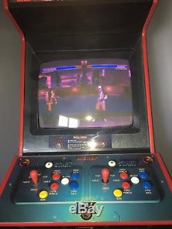 Ultimate Mortal Kombat 3 Arcade Machine