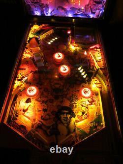 VOLCANO Pinball Machine GOTTLIEB 1981 (Custom LED & Excellent)