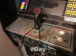 VTG Rare Original 1980 Midway Bally Gorf Arcade Machine Astrocade Galactic