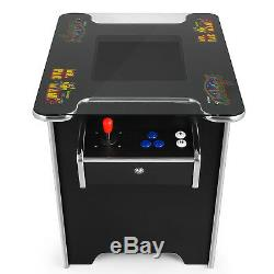 Video Game Machine Cocktail Arcade Machine with 412 Classic Games