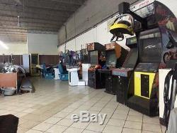 Video arcade machines