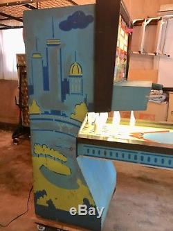 Vintage 1972 Williams Twin Cities Shuffle Alley Bowling Machine