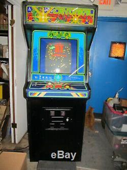 Vintage Atari Centipede Coin Op Arcade Machine Game