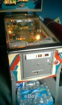 Vintage DIGITAL 1977 Stern Pinball Machine Arcade Game Coin Op Flipper Orginal