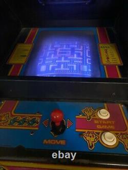 Vintage Midway ms pac man arcade machine