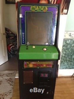 Vintage Original Atari Upright Cabinet Centipede Arcade Machine Parts Or Repair