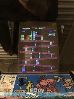 Vintage/Original Donkey Kong Arcade Machine Working Condition