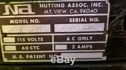 Vtg 1971 NUTTING (ATARI) Computer Space Video Game Arcade Machine (2-Player)