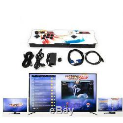 WIFI Pandora Box 3D Retro Video Arcade Console Machine Double Sticks HD Video LB