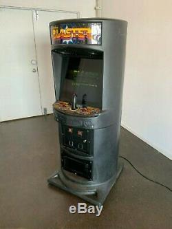 Williams Blaster Duramold Arcade Machine Rare Game Sinistar Bubbles