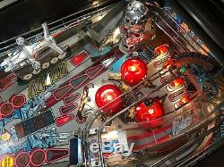 Williams Terminator 2 T2 pinball machine