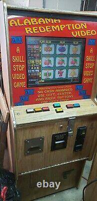Working cherry master video slot machine