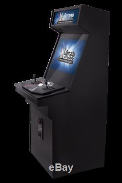 X-Arcade Machine 32 LCD, 250+ Classic Arcade Games Included