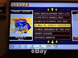 X-Arcade Machine 6,350+ NEO GEO MVS SNES N64 Games Console Pandora's Box Sucks