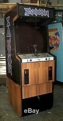 Zaxxon / Super Zaxxon Arcade Video Multi Game Machine