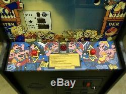 Zeke's Peak arcade pinball machine. VERY RARE! Restored to NEW