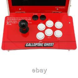 10 Mini Bartop Galloping Fantôme Arcade 1660 Game Machine Console Retro