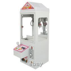 110v Mini Carnival Claw Machine Jeu De Jeu De Jeu Avec Lumières Led Populaire Fun Catch