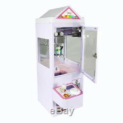 110v Mini Griffe Grue Machine Bonbons Jouet Grabber Catcher Carnival Charge Jouer Mall