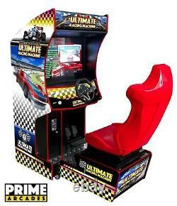 135 Jeux De Course En 1 Arcade Machine Avec Seat Prime Arcades