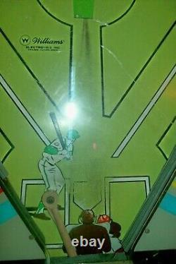 1972 Williams Line Drive Baseball Machine Works Great! (pick-up À Indy)