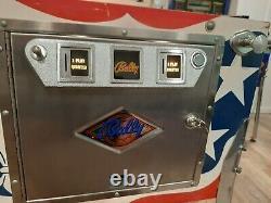 1977 Bally Bobby Orr Power Play Flipper Machine Mint Bruins Blackhawks Solid